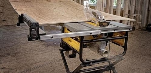 Best Jobsite Table Saw