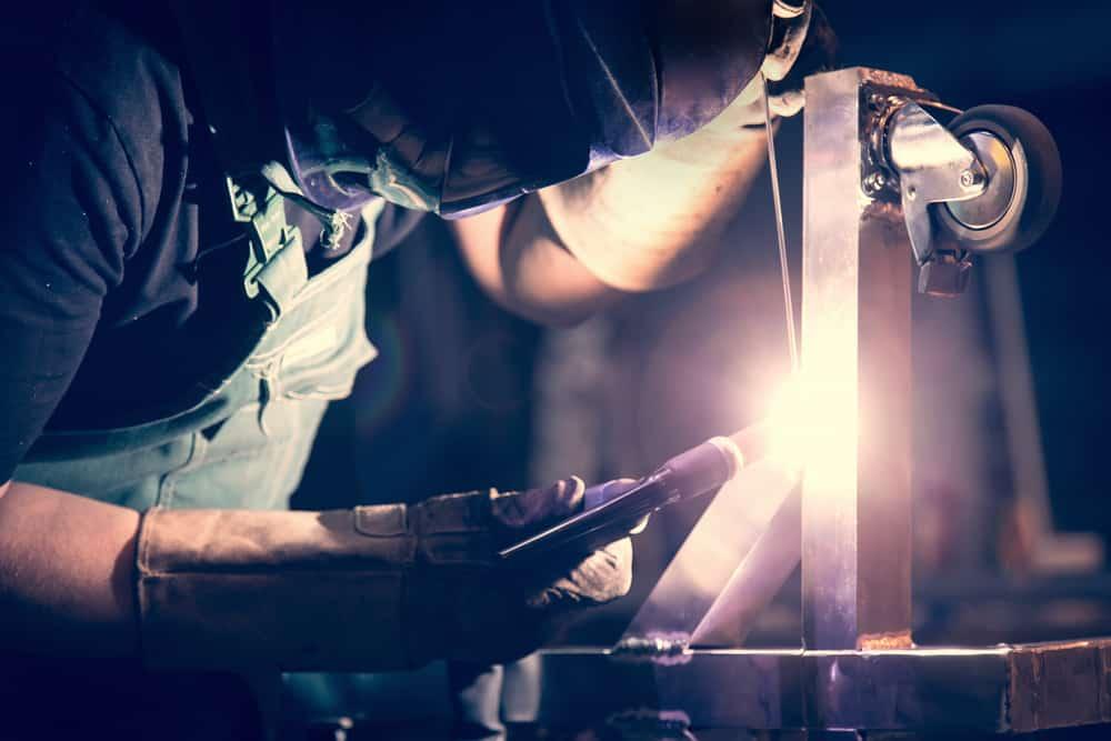 TIG-welding