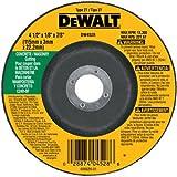 DEWALT DW4528 4-1/2-Inch by 1/8-Inch by 7/8-Inch Concrete/Masonry Cutting Wheel