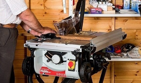 How to Set Up a Table Saw