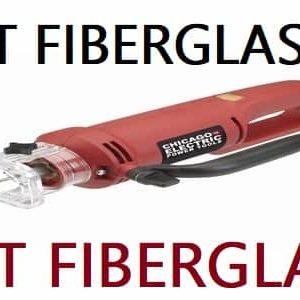 Fiberglass Cutter