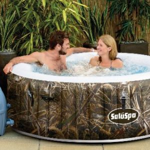 inflatable jacuzzi