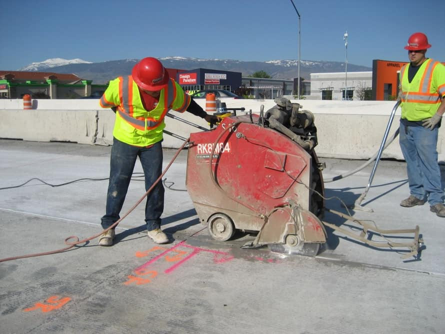 Concrete-Cutting