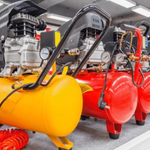 electric-powered-air-compressor