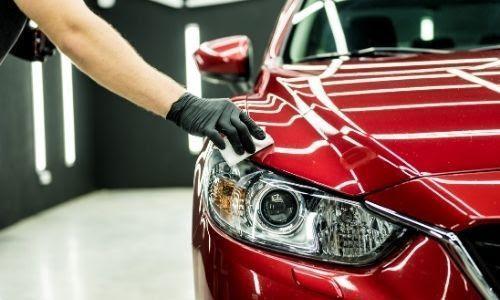 car polish